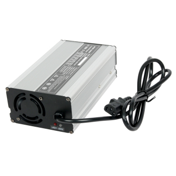600W12V25A 24V18A 36V12A Lithium Portable Battery Charger