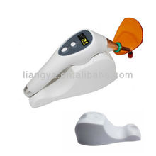 CE approved wireless digital LED curing light Dental New 2014 plastic products