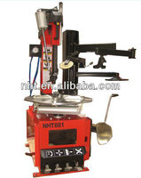 NHT881 Full-Automatic Car Tyre Changer/Inclinable Post