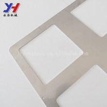 OEM ODM customized stainless steel frame for window