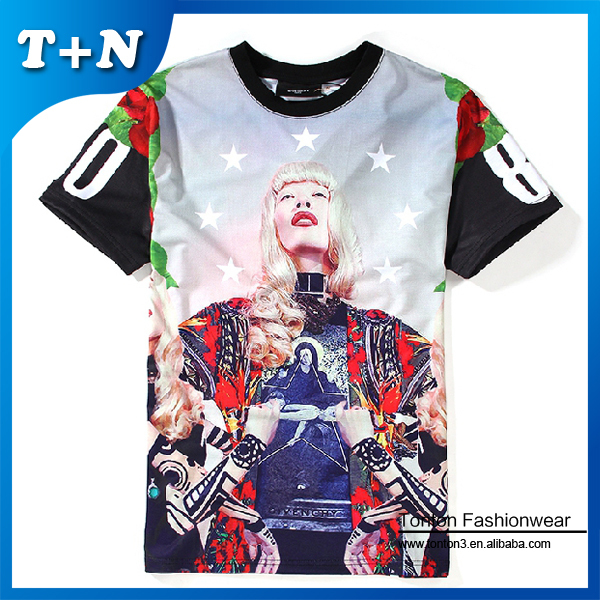 blank oversized long sleeve t shirt print longline tshirt sample