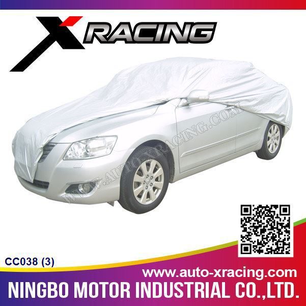 XRACING-2015(CC038-S) automatic car covers/hail protection,folding garage CAR COVER