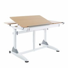 Kid2Youth TCT G6+L ERGONOMIC HEIGHT ADJUSTABLE table GAS SPRING Kids table and chairs Kids adjustable desk kids desk
