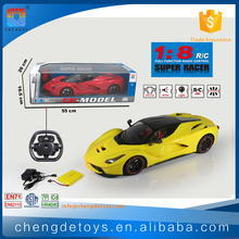 4CH 1/8 Remote Control Petrol Cars For Sale Classic Petrol Remote Control Cars With Light