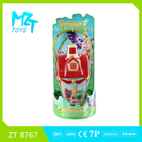 Hot B/O Butterfly music and light lantern magic hand lamp toys ZT 8767