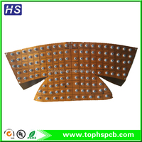 high quality flexible PCB for laser cap
