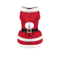 High quality funny dress pet supplies costume dog Christmas clothes