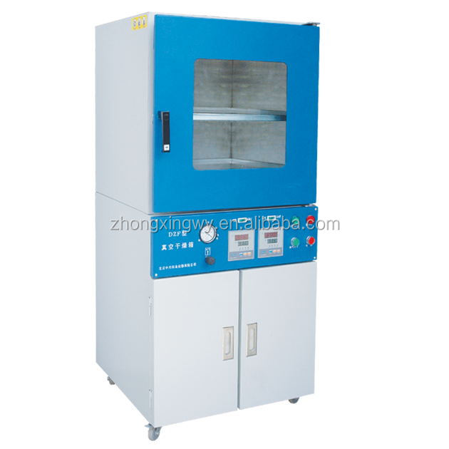 CE listed electric vacuum drying oven & electrical clean oven price