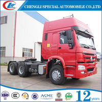 howo classic tractor truck 420hp 10 wheels tractor truck for sale