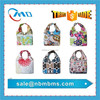 Fashion Styles Foldable With Allover Printing Eco Polyester bags