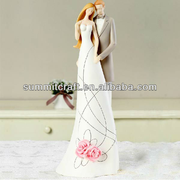 2016 resin couples design wedding giveaways sample