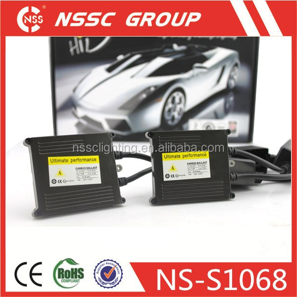 Wholesaling factory car parts hid ballast 35w 23kv,hid xenon bulb,led replacement of 400w hid