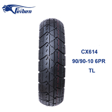 Best Chinese Scooter Tyre Motorcycle Tire 90/90-10 6PR