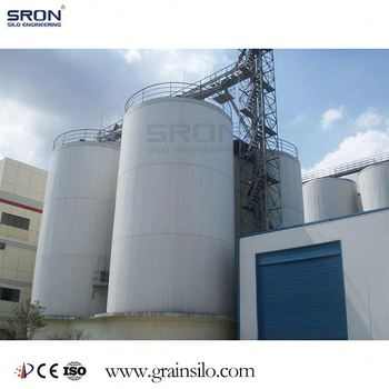 Porferssional Grain Silo Manufacturer, We are Expert on Steel Wheat Silo System