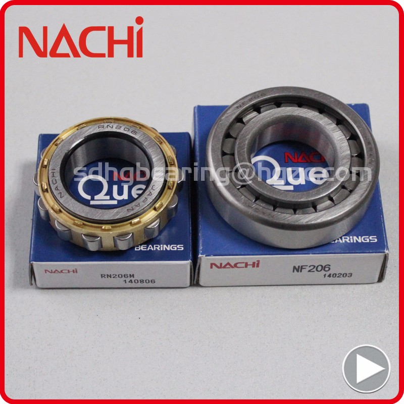 nachi cylindrical roller bearing for blowers RN222