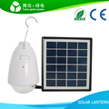 1W Portable Rechargeable Solar Powered Lamp Lighting Bulb For Room Tent Lamp