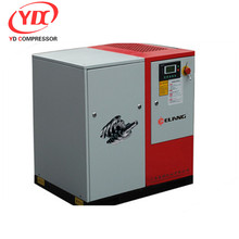 Factory Direct Sale Electric Air Compressor 7.5KW 10HP CCC CE ISO proved