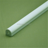 LED track profile and lighting accessories led aluminium profile can be customized length