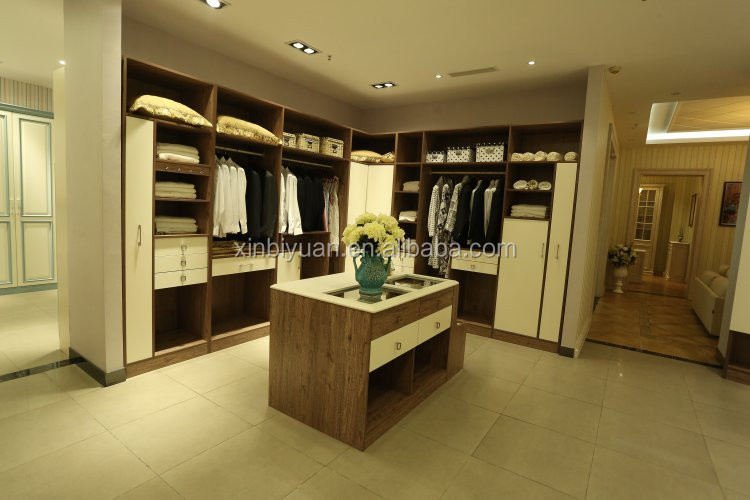 2017 Best Sale White Wardrobe with High Quality Wardrobes Bedroom