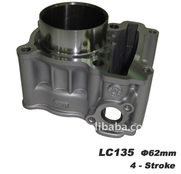 Motorcycle parts/LC135 motorcycle cylinder block