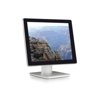 "monitor touch screen 10.1"" desktop touch screen lcd monitor, SAW 2 point touch display for retail, medical, Hotel"