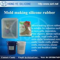 addition cured molding silicone
