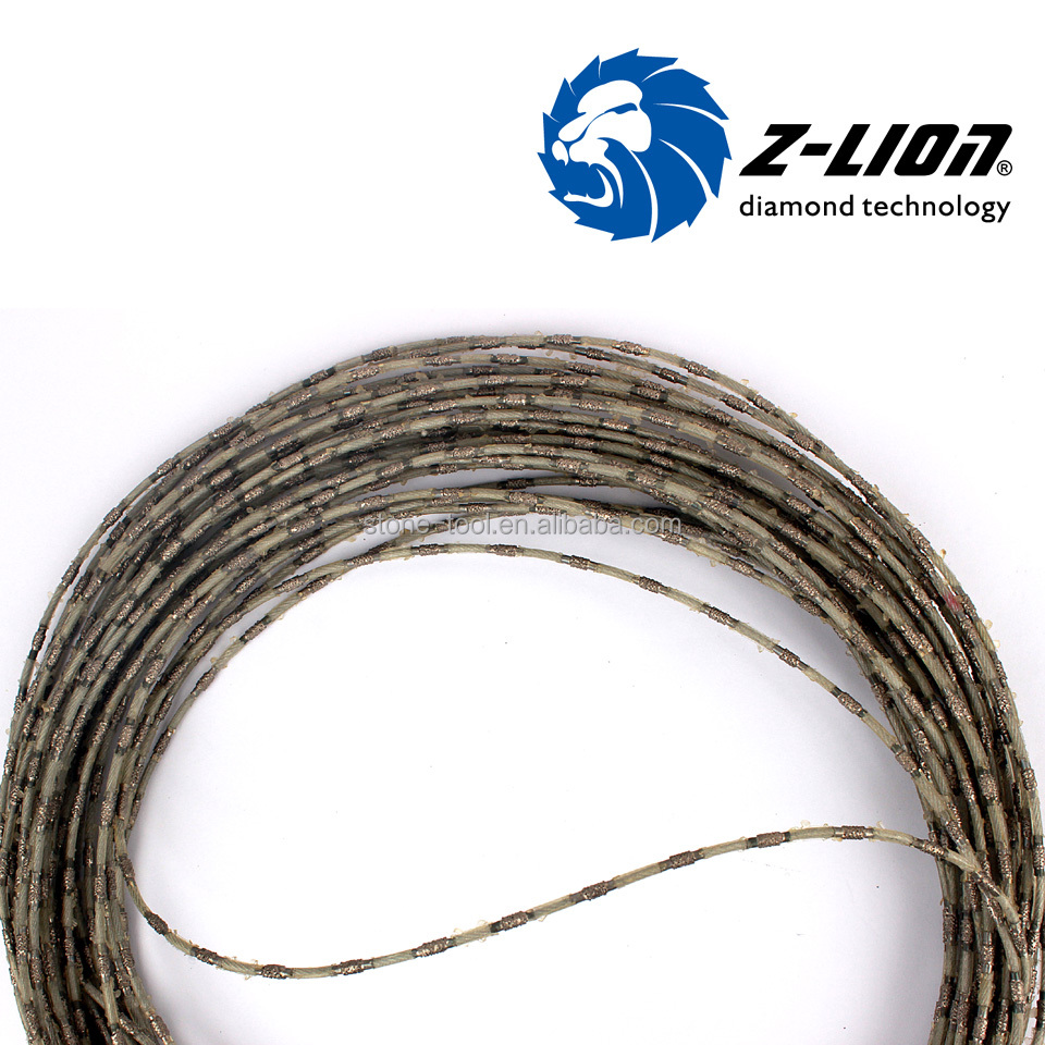 Z Lion Diamond Wire Saw - Buy Diamond Wire Saw,Diamond Wire Saw ...