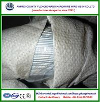 High tensile 10 gauge galvanized wire for paper clip in coil(Anping factory)