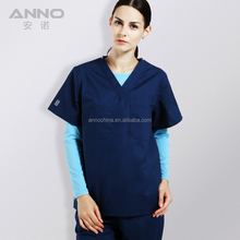 Colorful medical hospital uniform scrubs manufacturers