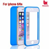 High impact top quality tpu waterproof cell phone case/for iphone 7/7 plus