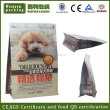 Recyclable Feature 25kg Dog Food Packaging Bag/ Cement Industrial Use Dog Food Packaging Paper Bags for food
