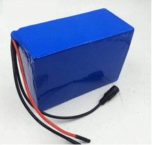 factory supply custom 18650 12 volt lithium ion battery 12v 10ah 15ah 20ah 25ah 30ah 40ah battery pack with BMS
