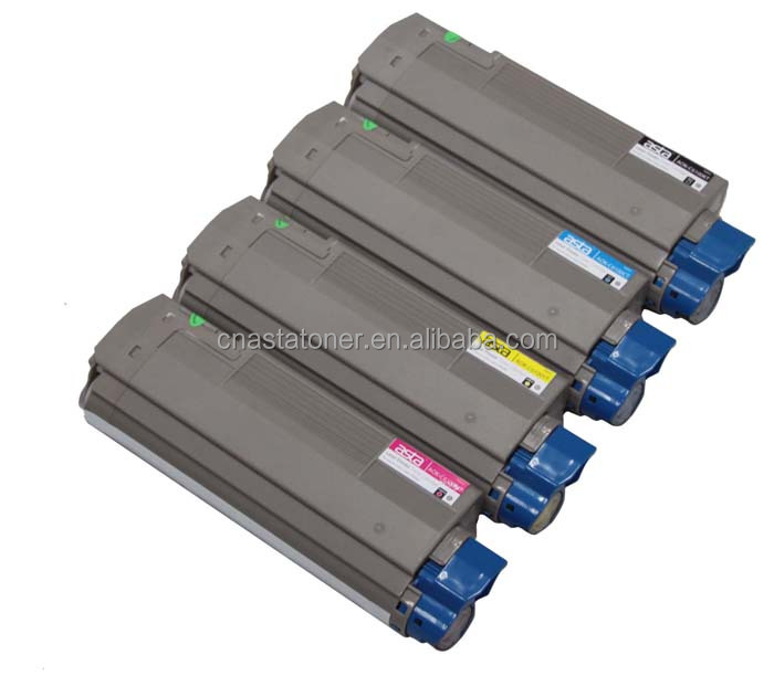 Factory Sale Good Price Toner Cartridge Consumables For OKI C6100