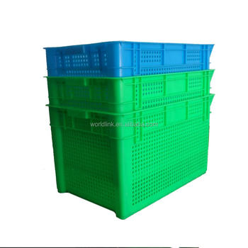 fruit basket shopping storage plastic basket
