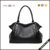 luxury genuine cowhide leather fashion leather tote bag