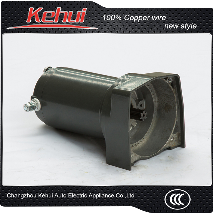 Tower Crane Roller Shutter Price Dc Geared Motor