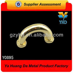 zinc alloy fashion bag parts and accessories Y0895