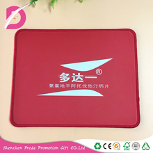 Advertising promotion gift custom printed rubber computer mouse pads