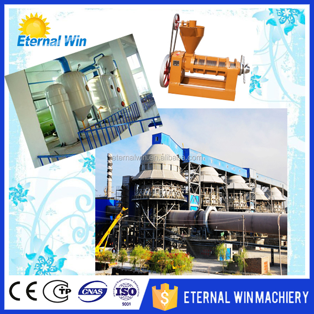 vegetable oil production line palm / rice bran oil