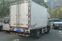 Nissan Van Truck Dongfeng Cabstar Light Duty Cargo Truck 2Tons to 4Tons