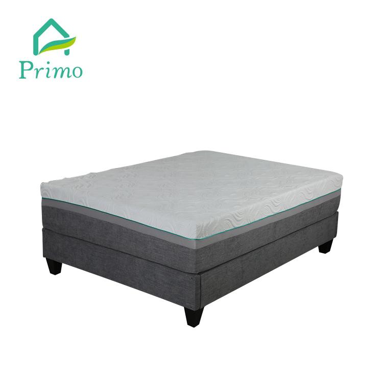 la cama bedroom furniture hybrid pocket spring gel memory foam mattress with roll up compressed packing in box - Jozy Mattress | Jozy.net