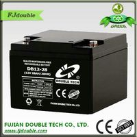 Storage UPS 120V rechargeable battery 28AH DB12-28