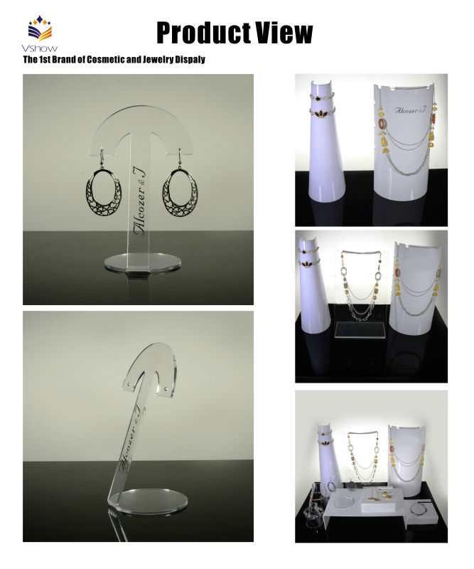 Wholesale Jewelry Tree/palm Tree Jewelry/crystal Clear Jewelry Tree Display,