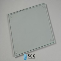 Cleared tempered safety glass roofing panels price