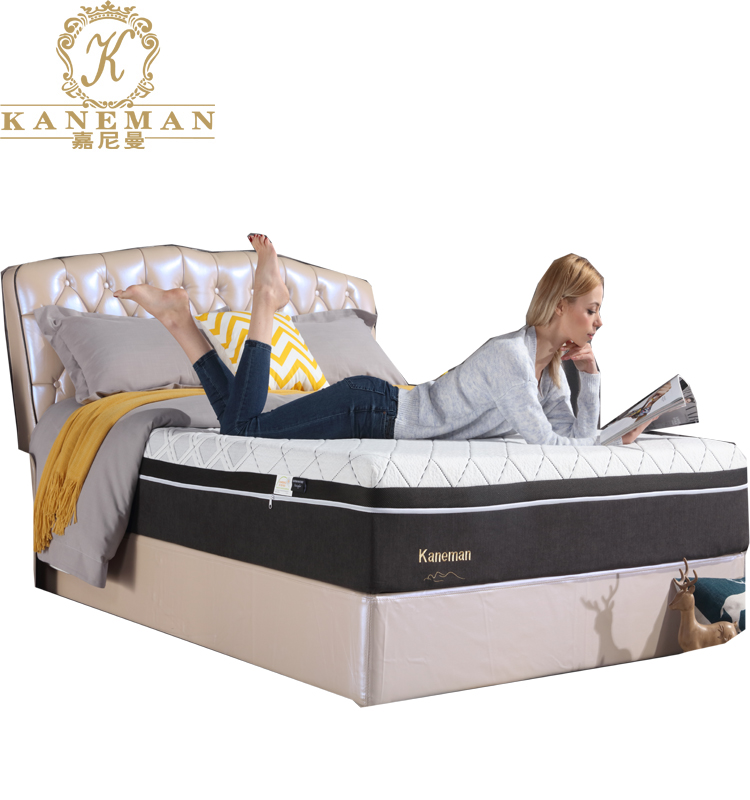 Amazon best selling OEM China factory foam mattress 3D comfortable bed mattress - Jozy Mattress | Jozy.net
