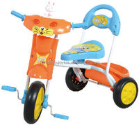 cat design toy kids tricycle/children running bike 13401A