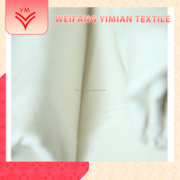 Various woven polyester cotton shirt grey pocketing fabric