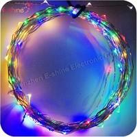 Fashion Promotion Window Decoration Flexible Led String Lights