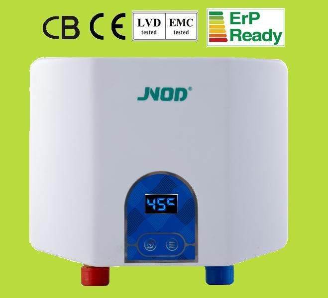 small instant electric hot water heater boiler