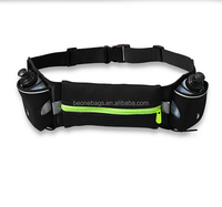 Jogging Sports Durable Fanny Packs with Water Bottle Holder for Wholesale